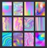 Projeto abstrato da disposição da cor do borrão Imagens de Stock
