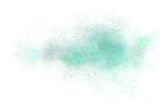 Projeto abstrato da poeira para o uso como o fundo Fotos de Stock Royalty Free