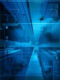 Projeto abstrato da tecnologia Fotos de Stock