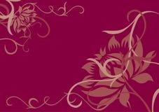 Projeto abstrato do fundo Imagens de Stock Royalty Free