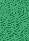 Projeto abstrato do fundo do vetor das pilhas verdes Foto de Stock Royalty Free