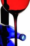 Projeto abstrato do fundo do vinho Imagem de Stock