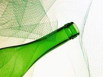 Projeto abstrato do fundo dos produtos vidreiros do vinho Fotografia de Stock Royalty Free