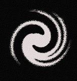 Projeto abstrato do polvo 3D Imagem de Stock