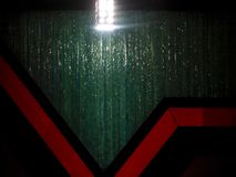 Projeto abstrato do vidro Imagens de Stock