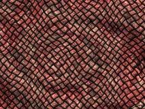Projeto abstrato moderno do fundo, nas máscaras de preto, vermelhas, testa Fotos de Stock Royalty Free