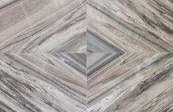 Projeto abstrato no assoalho de mármore Imagens de Stock