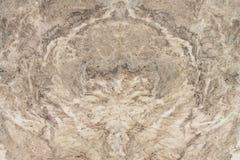 Projeto abstrato no assoalho de mármore Imagens de Stock Royalty Free