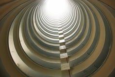 Projeto arquitectónico circular imagem de stock royalty free