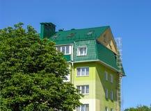 Projeto arquitetónico experimental Imagem de Stock