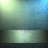 Projeto azul da disposição do fundo ilustração royalty free