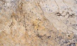 Projeto bonito do fundo da pedra decorativa do travertino Imagens de Stock