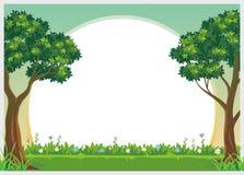 Projeto bonito do molde do diploma das crianças ilustração royalty free
