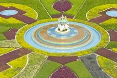 Projeto bonito do parque Fotografia de Stock Royalty Free