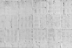 Projeto branco da bandeira da textura da parede de tijolo Fundo abstrato vazio para apresentações e design web Muito espaço para Fotos de Stock