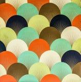 Projeto colorido do papel de parede Imagens de Stock