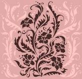 Projeto cor-de-rosa ilustração do vetor