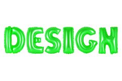 Projeto, cor verde foto de stock royalty free