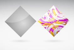 Projeto creativo do cubo ilustração do vetor