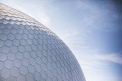 Projeto da arquitetura de Minimalistic Fotografia de Stock Royalty Free