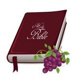 Projeto da Bíblia Sagrada Imagens de Stock Royalty Free