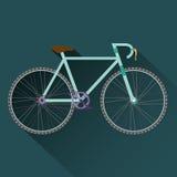 Projeto da bicicleta ilustração do vetor
