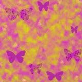 Projeto da borboleta Fotografia de Stock Royalty Free