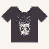 Projeto da cópia da camisa de T Imagens de Stock Royalty Free