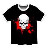 Projeto da camisa de T Fotos de Stock
