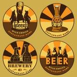 Projeto da cerveja Imagem de Stock Royalty Free