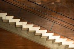 Projeto da escadaria Foto de Stock Royalty Free