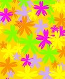 Projeto da flor Fotos de Stock Royalty Free