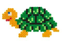 Projeto da forma da boneca da tartaruga fotografia de stock