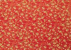 Projeto das flores de papel de fundo Fotografia de Stock Royalty Free
