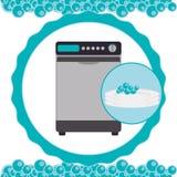 Projeto das fontes da cozinha Imagem de Stock