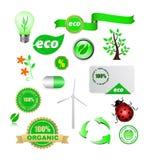 Projeto de Eco Imagem de Stock Royalty Free