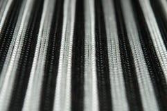 Projeto de gráficos preto e branco da forma Foto de Stock