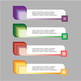 Projeto de Infographic Imagem de Stock Royalty Free