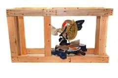 Projeto de madeira imagens de stock