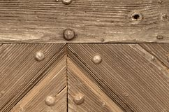 Projeto de madeira da porta, grão fotos de stock royalty free