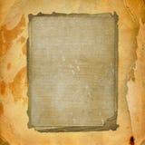 Projeto de papel alienado Grunge Fotos de Stock Royalty Free