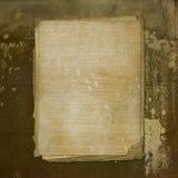 Projeto de papel alienado Grunge Fotografia de Stock Royalty Free