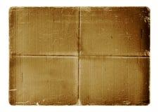 Projeto de papel alienado Grunge Imagem de Stock Royalty Free