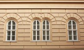 Projeto de Windows Imagem de Stock Royalty Free