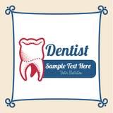 Projeto dental Imagens de Stock Royalty Free