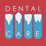 Projeto dental Fotografia de Stock