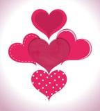 Projeto do amor Imagens de Stock