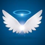 Projeto do anjo Imagens de Stock