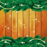 Projeto do ano novo e do Natal Fotografia de Stock Royalty Free