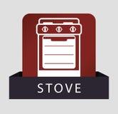 Projeto do aparelho eletrodoméstico Imagem de Stock